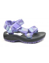 Teva kindersandaal Hurricane 2  peaks purple