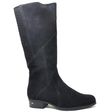 wat is schachtwijdte h bij hoge laarzen