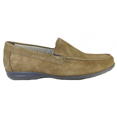 Sioux herenloafer sportief Giumelo 38662 H-wijdte